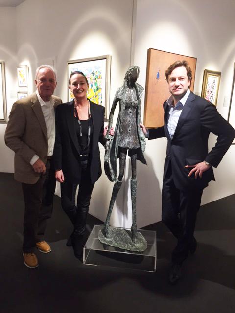 PAN, Okker Art Gallery- RAI Amsterdam - Astrid Huisman-Biemans
