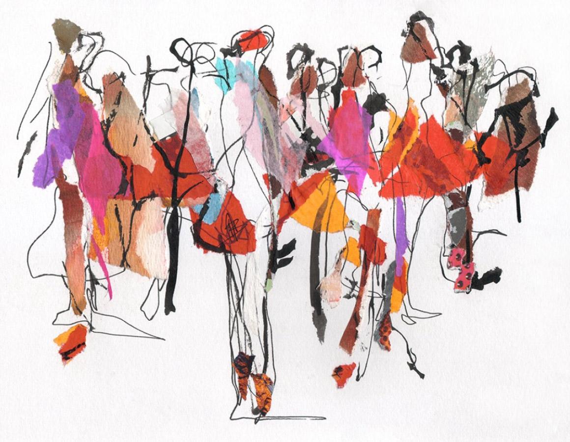 Wandeling (14) - Astrid Huisman-Biemans