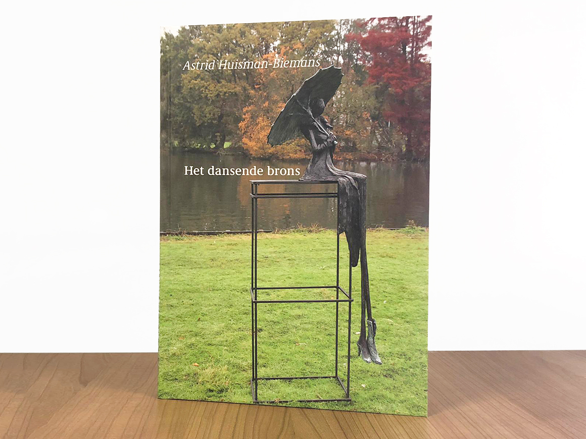 Book: Astrid Huisman – Het dansende brons (The dancing bronze) (2018) - Astrid Huisman-Biemans