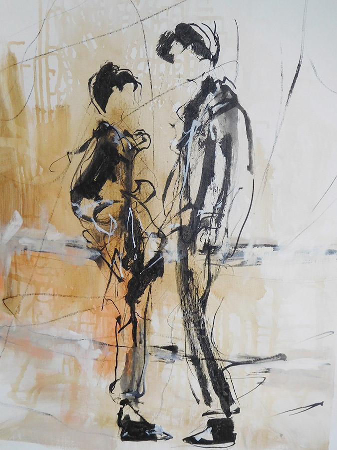 I'll be waiting - Astrid Huisman-Biemans