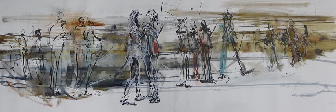 Ontmoetingen - Astrid Huisman-Biemans