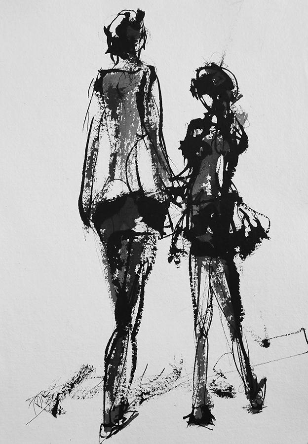 Nous deux - Astrid Huisman-Biemans