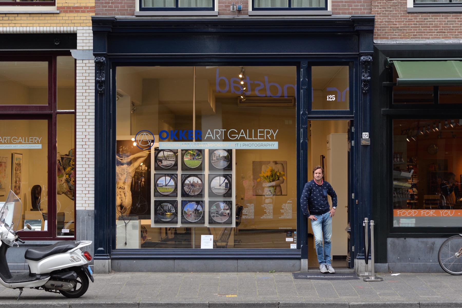 Okker Art Gallery – Amsterdam - Astrid Huisman-Biemans