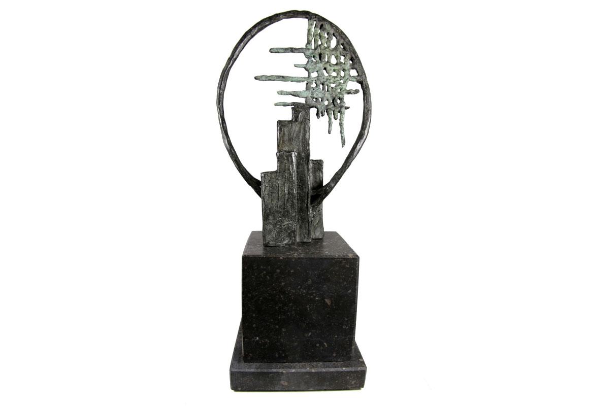 Commemorative sculpture - Astrid Huisman-Biemans