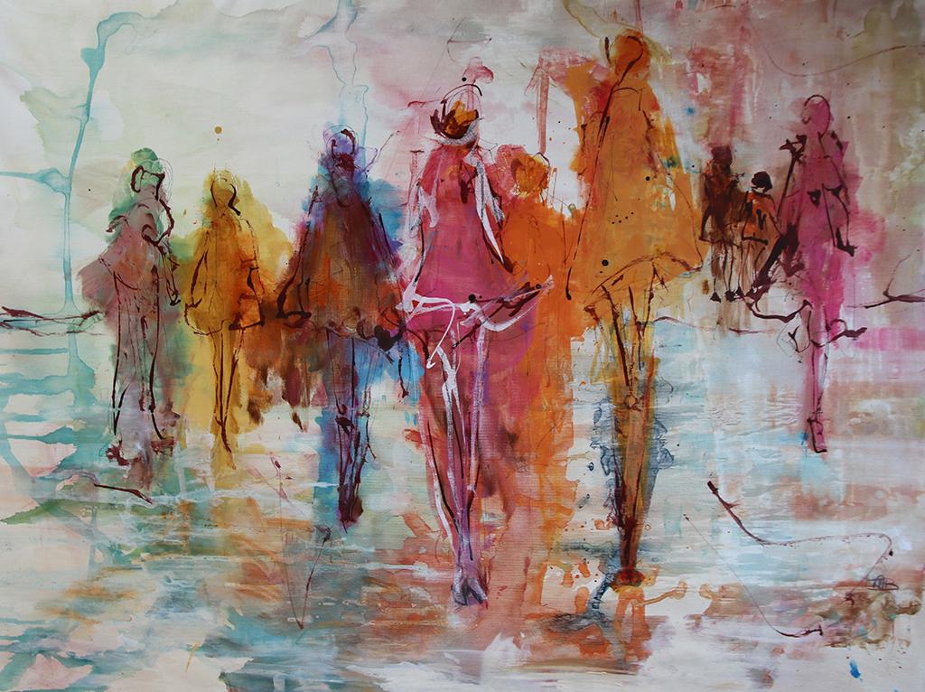Colorful day - Astrid Huisman-Biemans