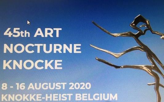 Art Nocturne Knokke 2020 - Astrid Huisman-Biemans