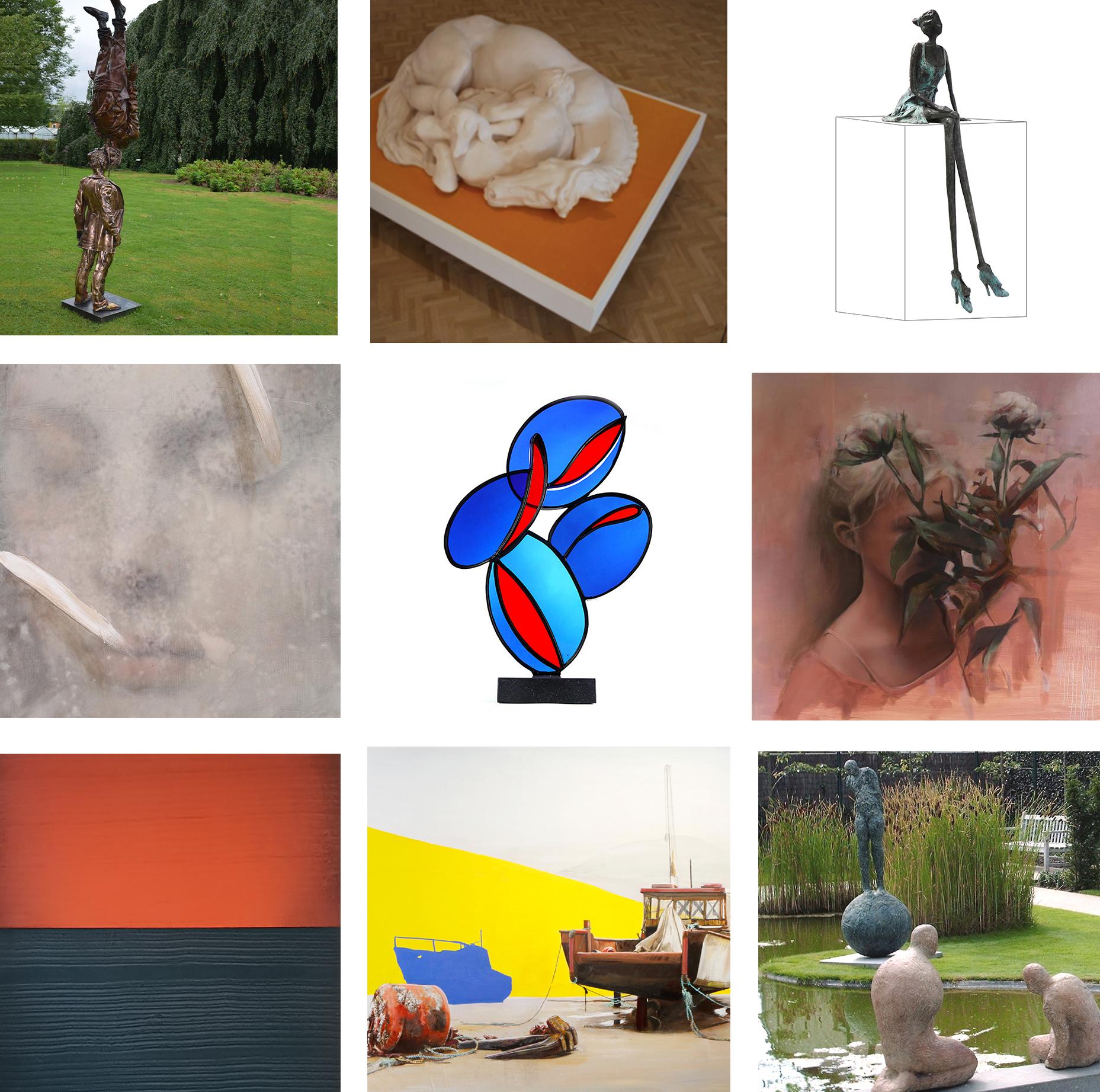 Meet the Artists - Astrid Huisman-Biemans