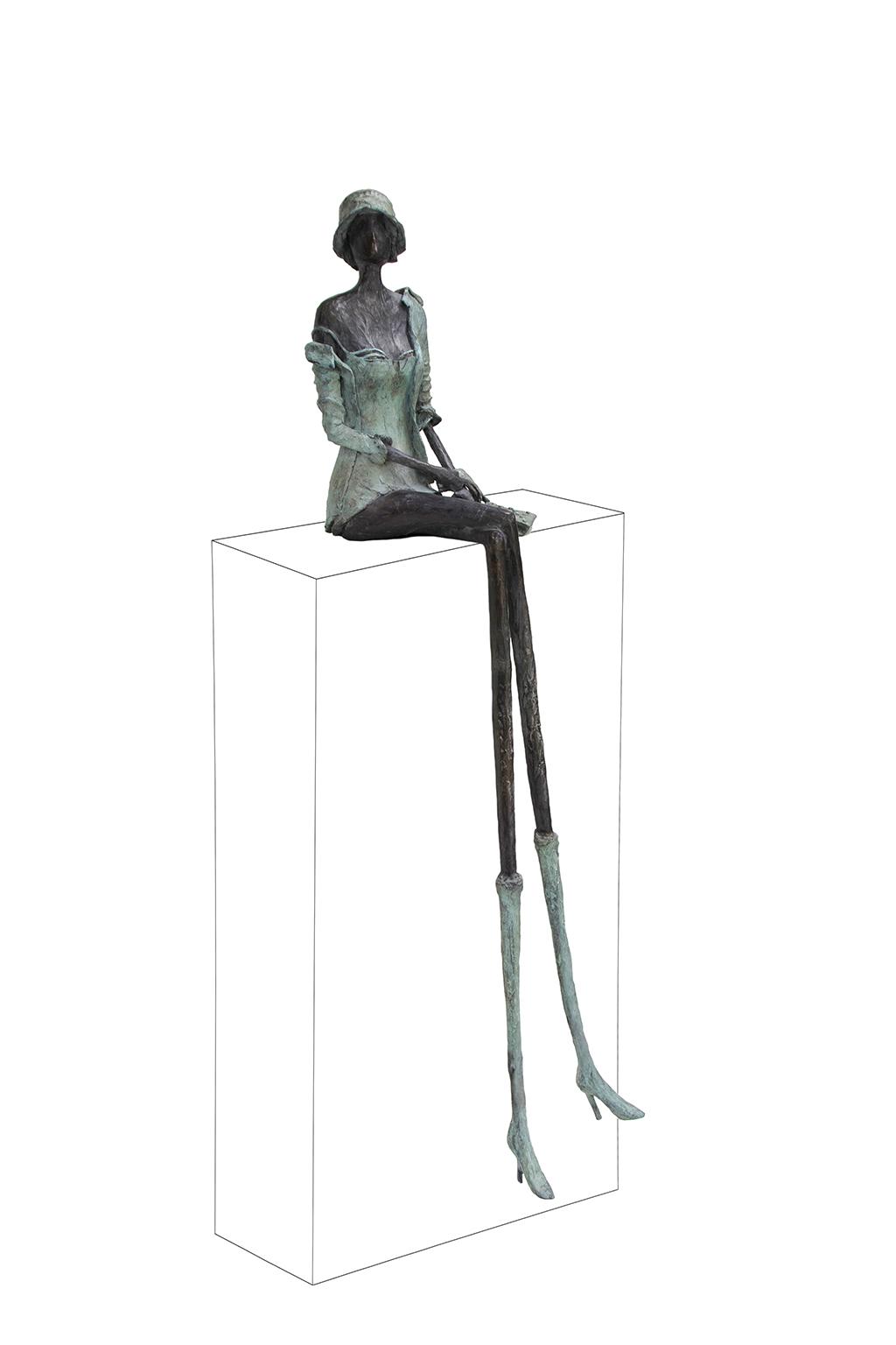"""Thick Neel"" - Astrid Huisman-Biemans"